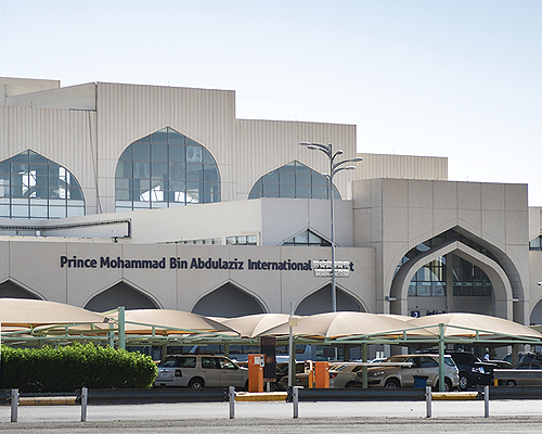 Prince Mohamed Abdulaziz International Airport