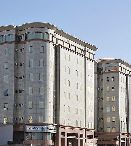 Madinah's Central Area Hotel